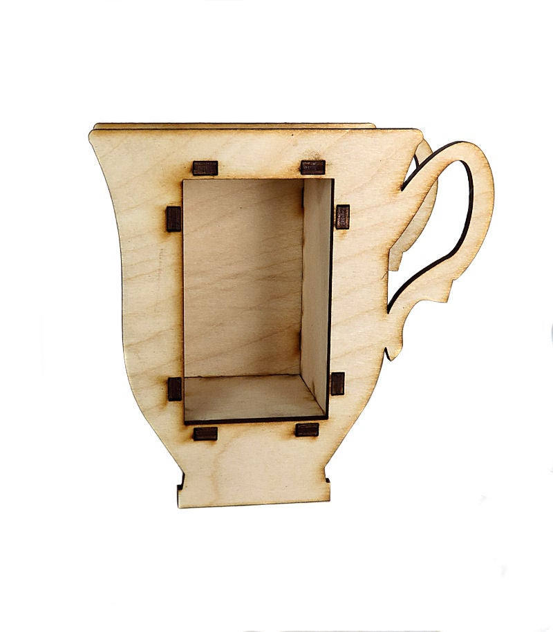 Image of Alice Collection-Alice's Teacup Shrine