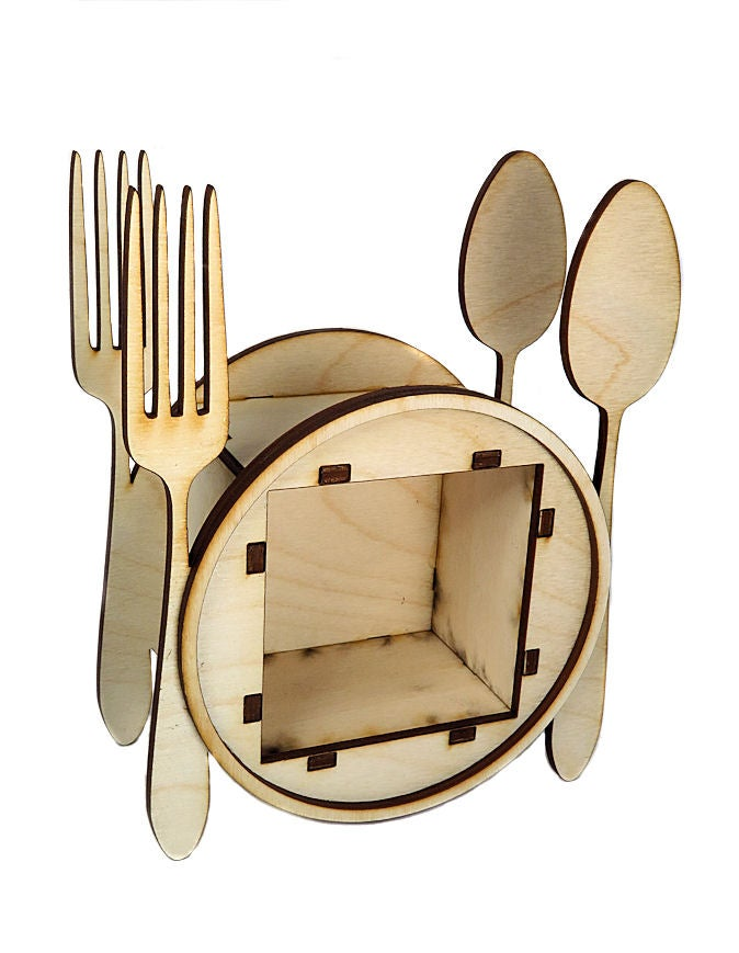 Image of Alice Collection-Fork and Spoon Shrine