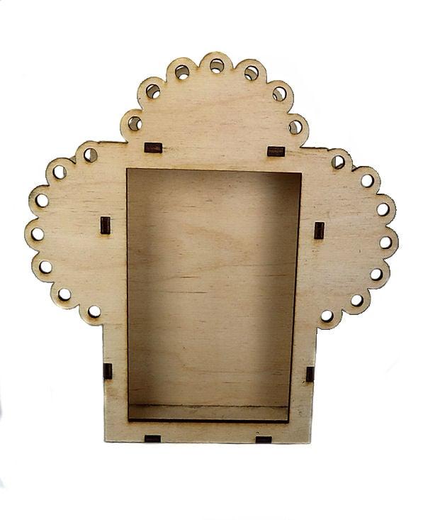 Image of Wood Shrines- ATC Size-Mexican Shrine