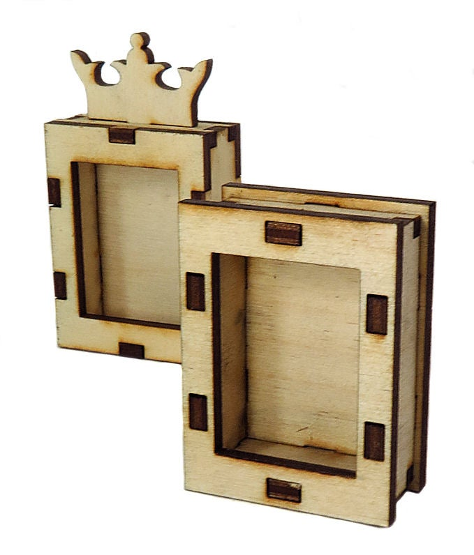 Image of Wood Shrines-Tiny Shrines- Simple Shrine