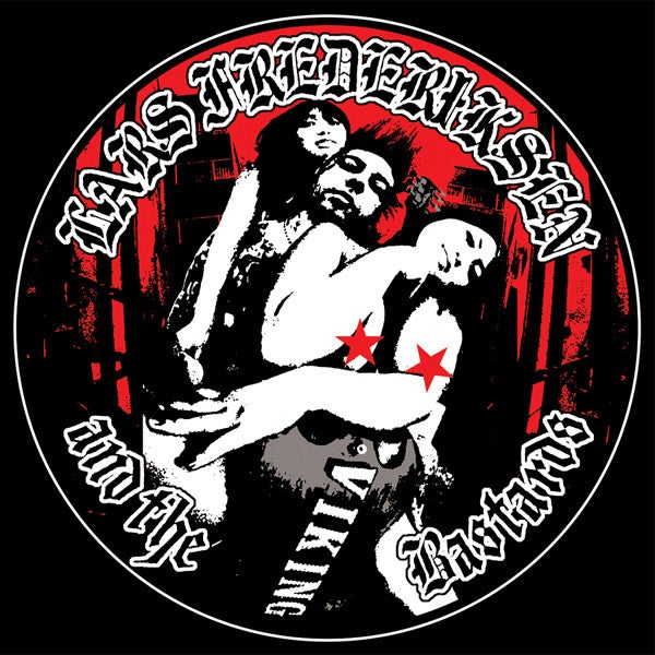 Image of Lars Frederiksen and the Bastards - Viking LP