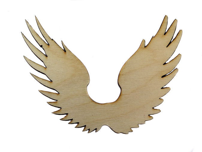 Image of Wooden Icon- Butterfly Wings Together