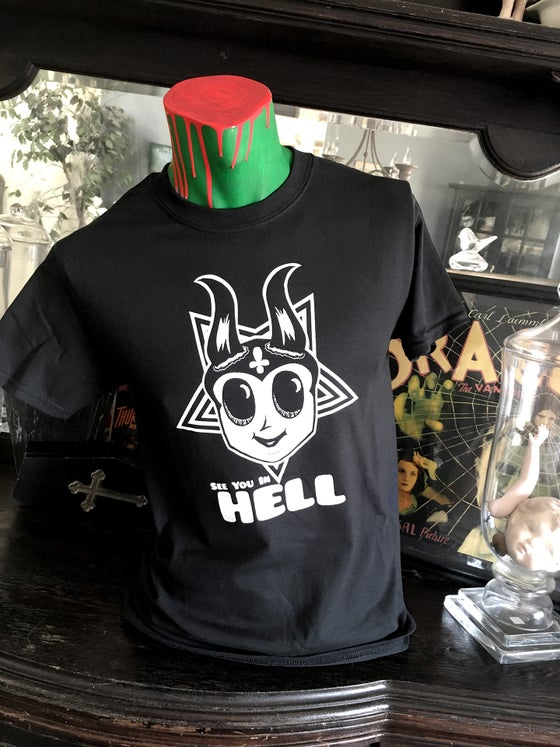 "Image of ""See You In Hell"" T-Shirt"