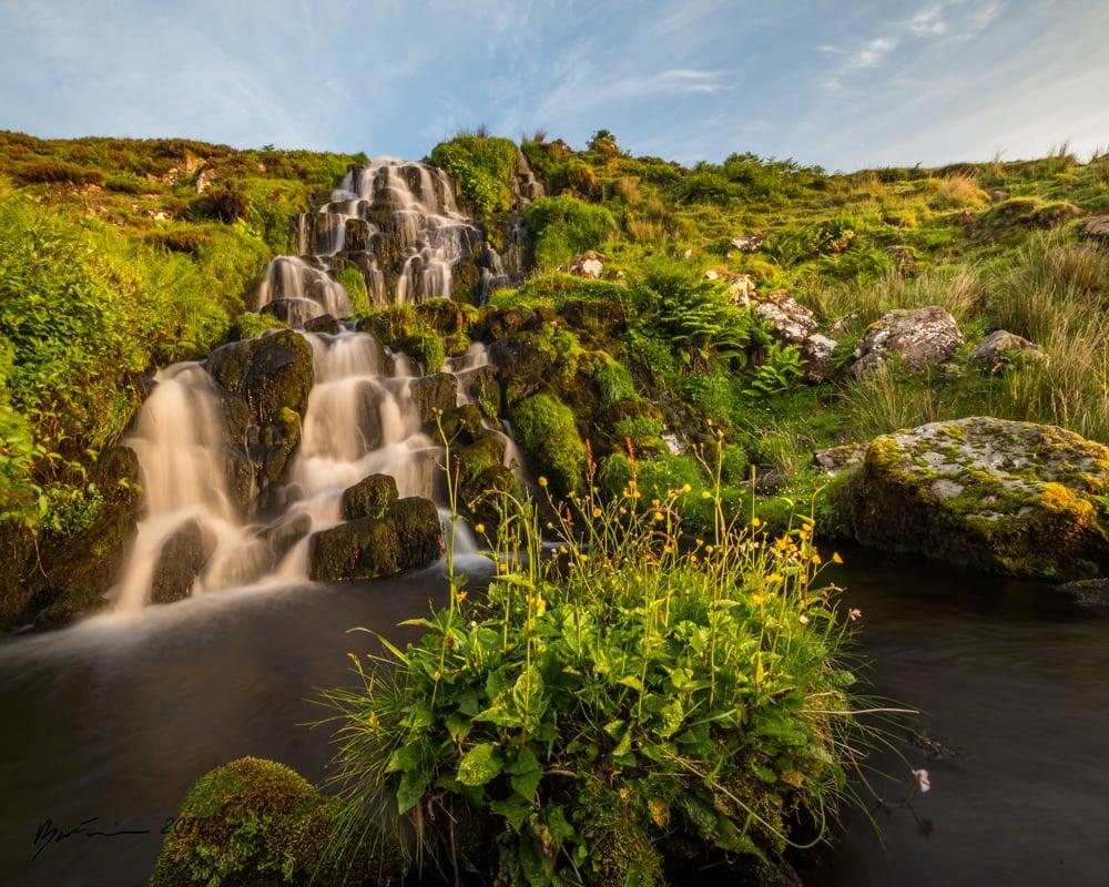 Image of Brides Veil Falls