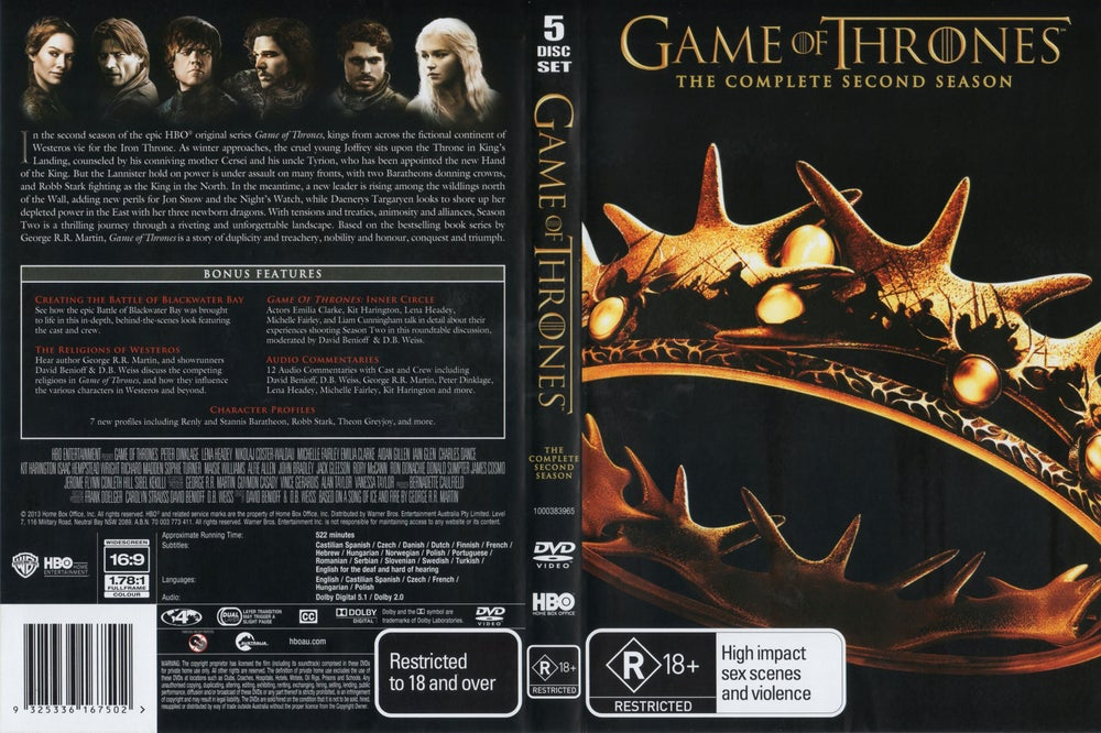Game Of Thrones Season 1 Download Free
