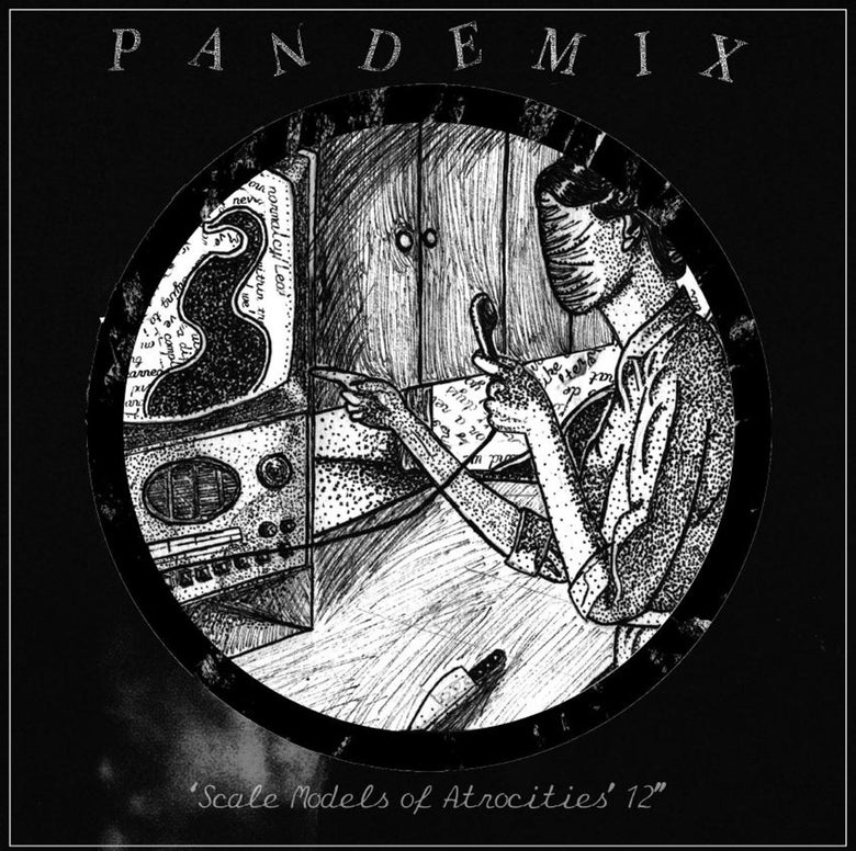 Image of Pandemix - Scale Models Of Atrocities LP plus CD included