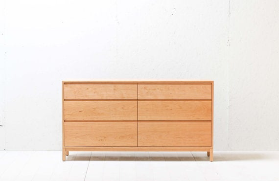 Image of HedgeHouse Solid Cherry Dresser