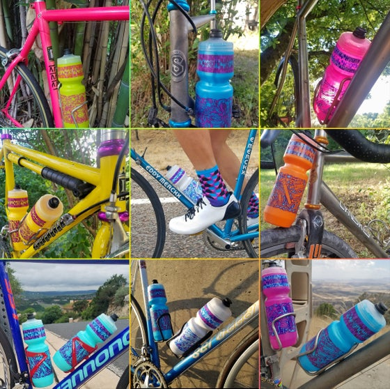 Image of Nuovo Record Bidons