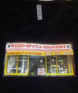 "Image of ""Bodega"" spot shirt"