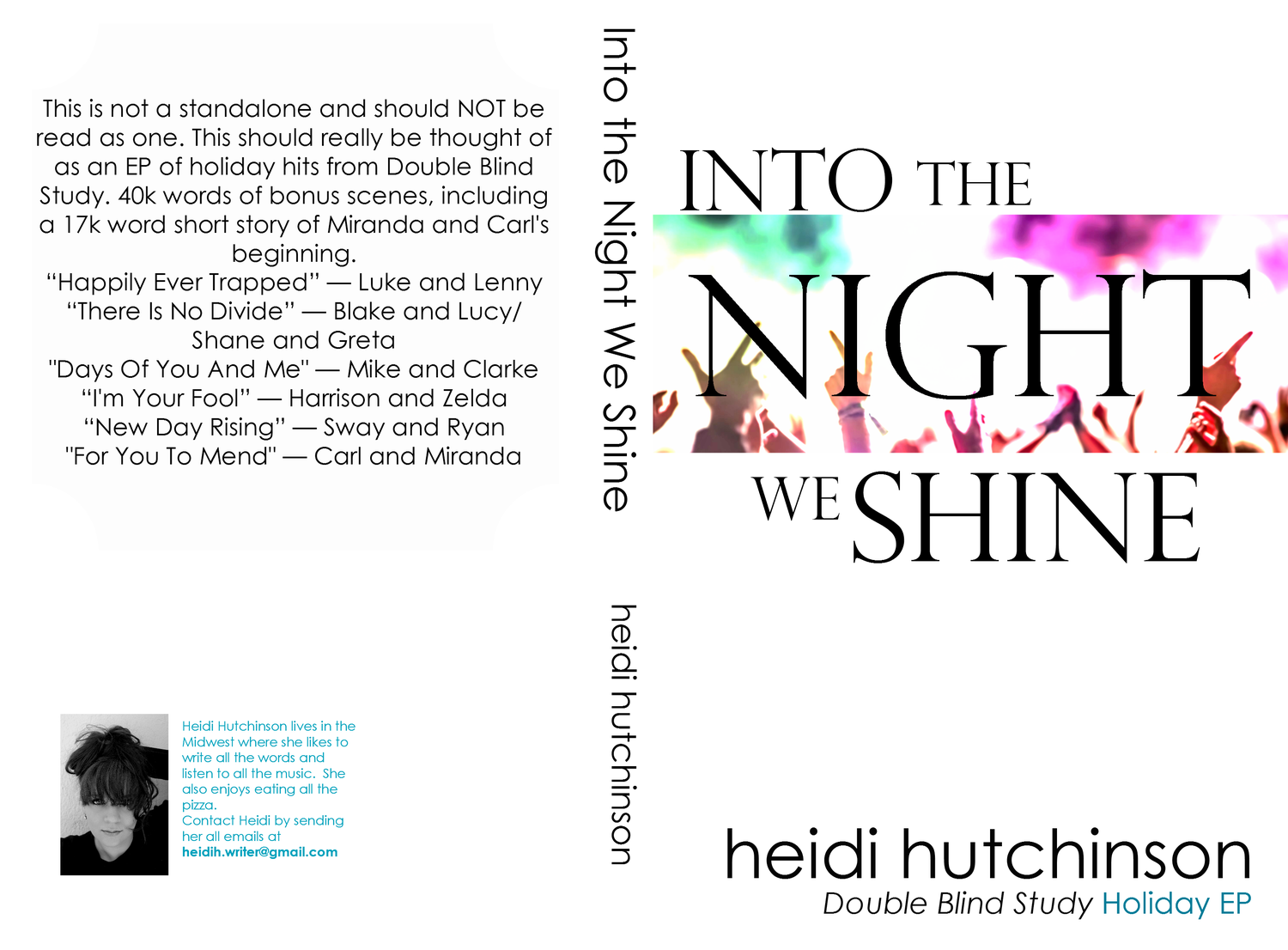 Image of Into the Night We Shine