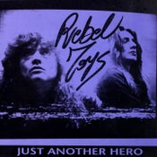 Image of REBEL TOYS Just Another Hero RAREST CD
