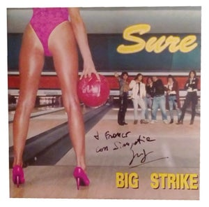Image of SURE Big Strike RAREST CD