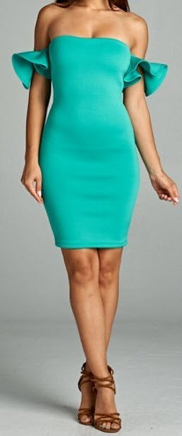 Image of Khloe Midi Dress
