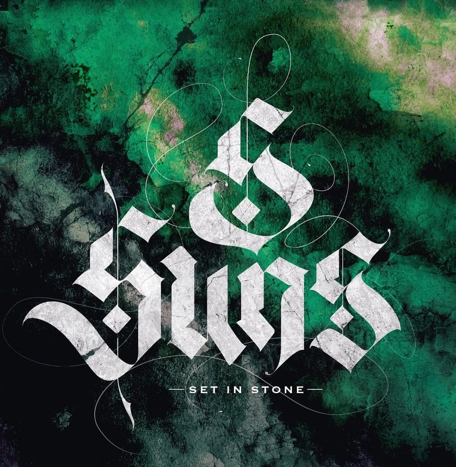 "Image of Akademex x Diseize84 ""5 Suns, Set In Stone"" CD"