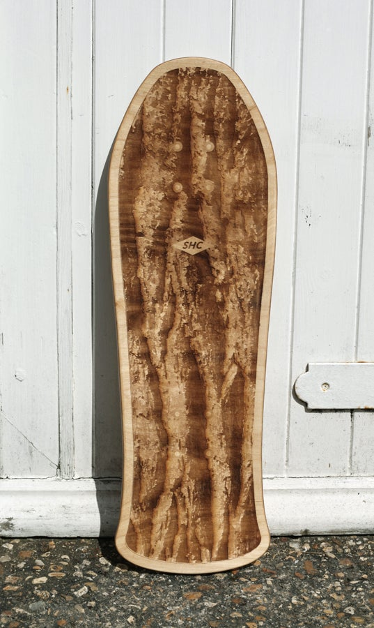 Image of SKATEBOARD BARK DECK