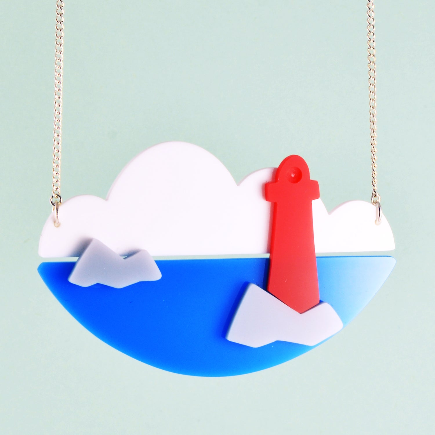 Image of Lighthouse Necklace