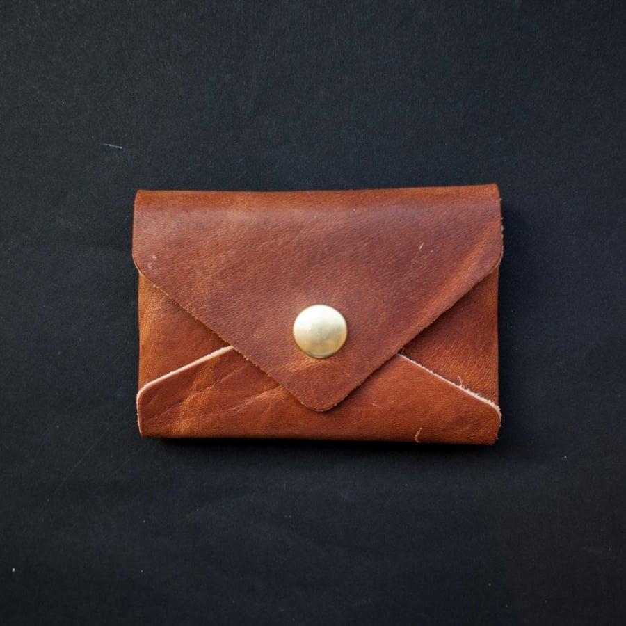 Image of Tan Card Envelope