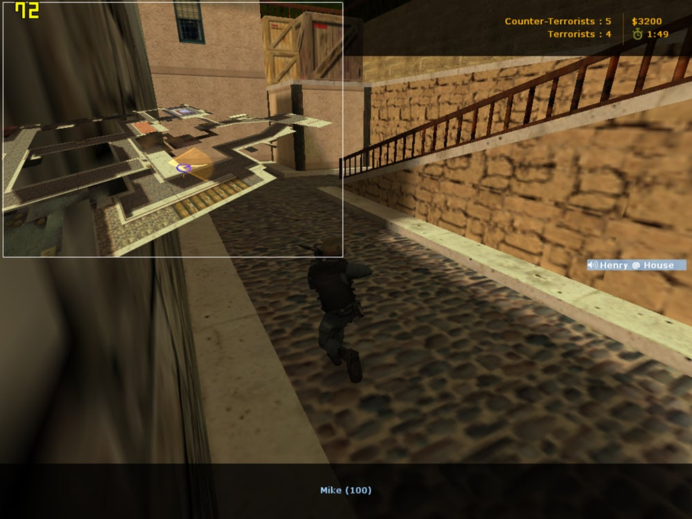 Image of Download Game Pc Counter Strike Xtreme V5