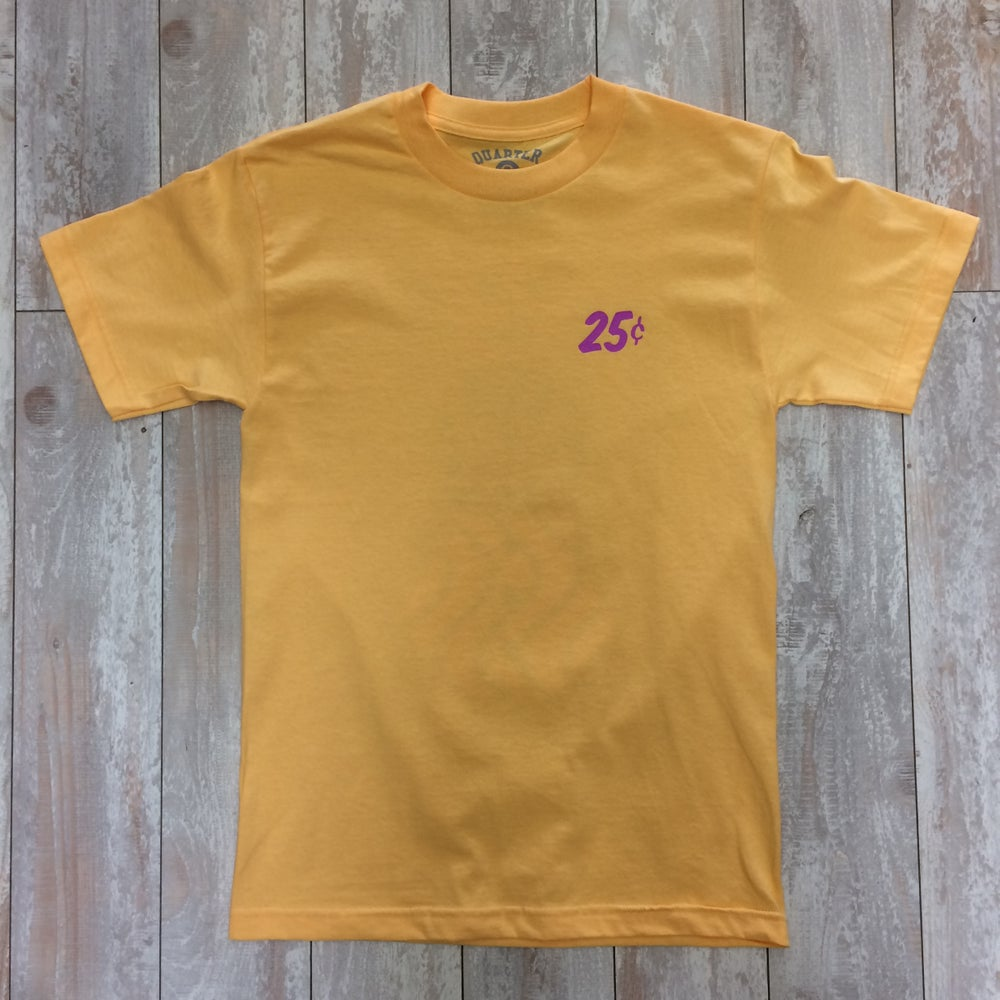 Image of QUARTERSNACKS SNACKMAN TEE