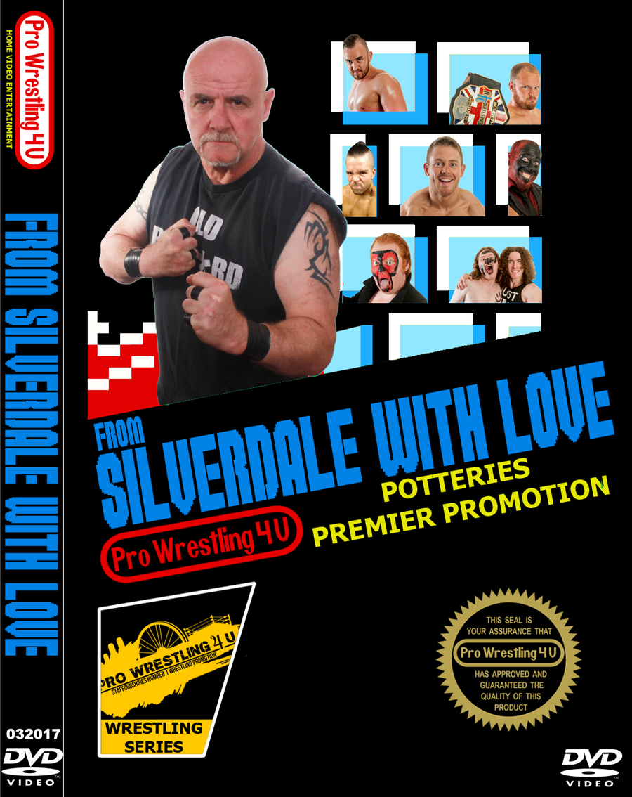 Image of PW4U From Silverdale With Love DVD