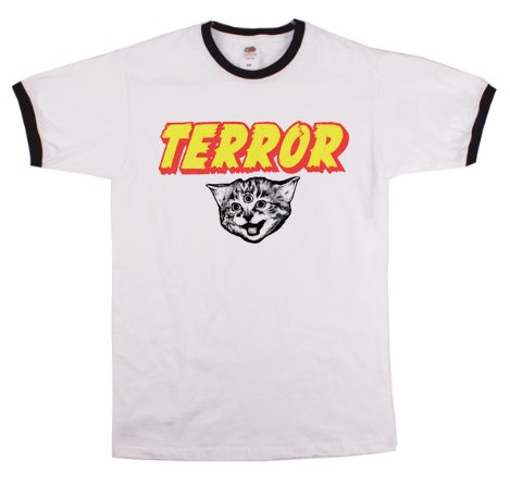 Image of Terror Kitty TShirt
