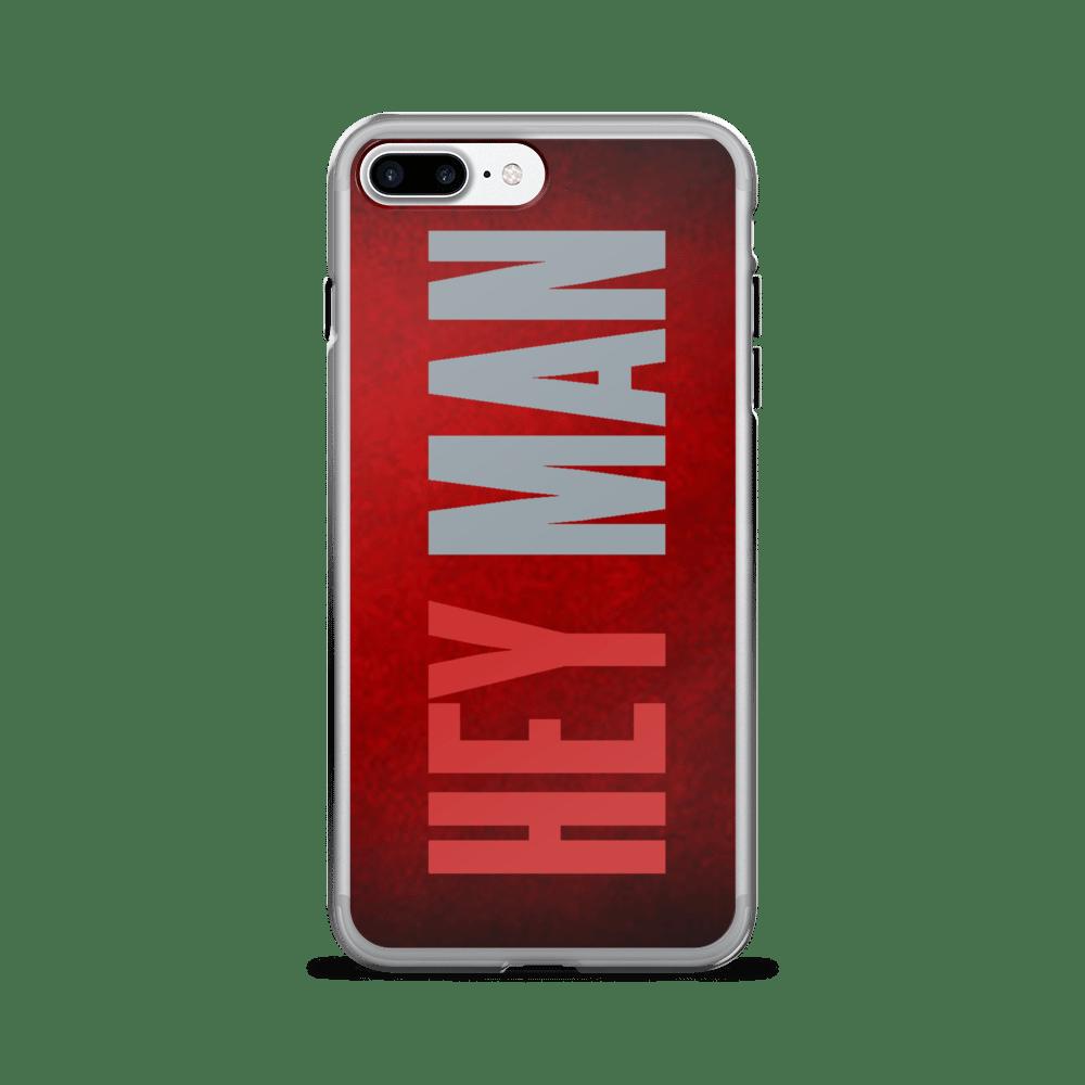Image of HEY MAN IPhone Case