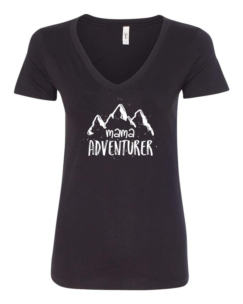 Image of Mama Adventurer | V-Neck