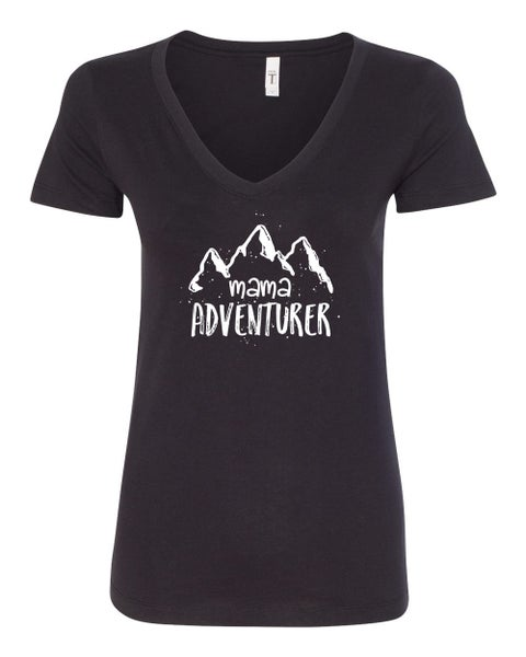 Image of Mama Adventurer | V-Neck