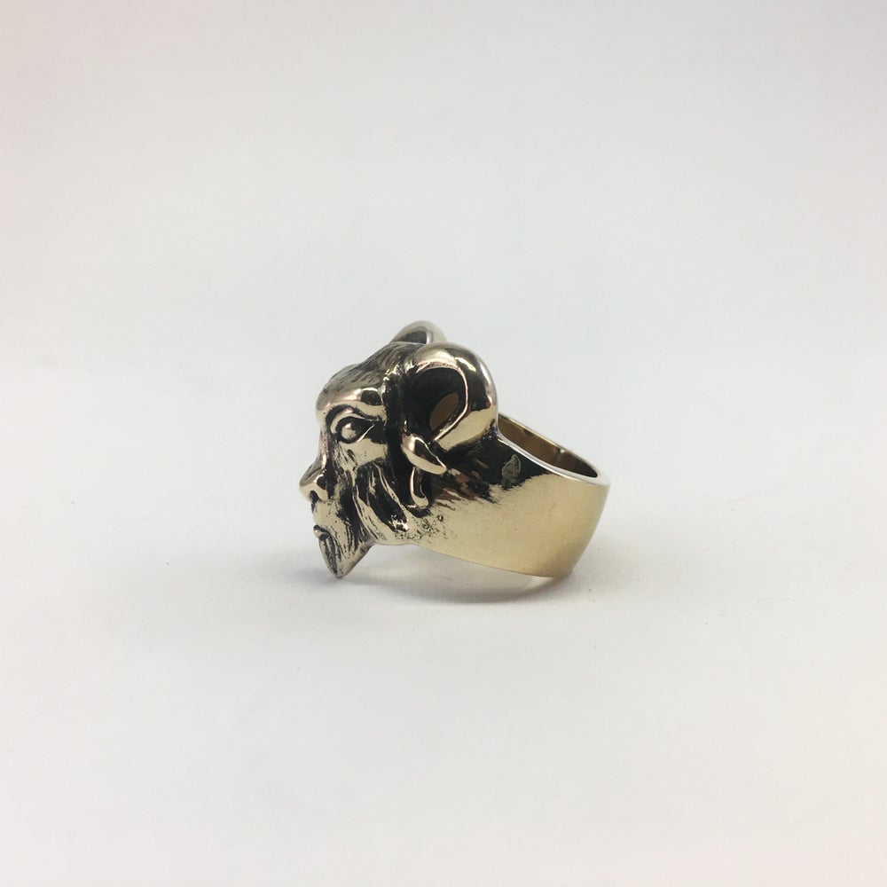 Image of OG THE BEAST RING