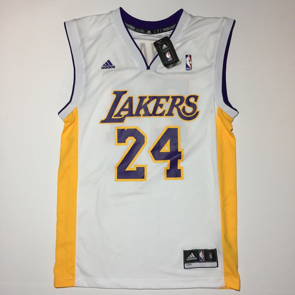 the latest ae457 df96d Adidas Kobe Bryant jersey. NWT. Size S