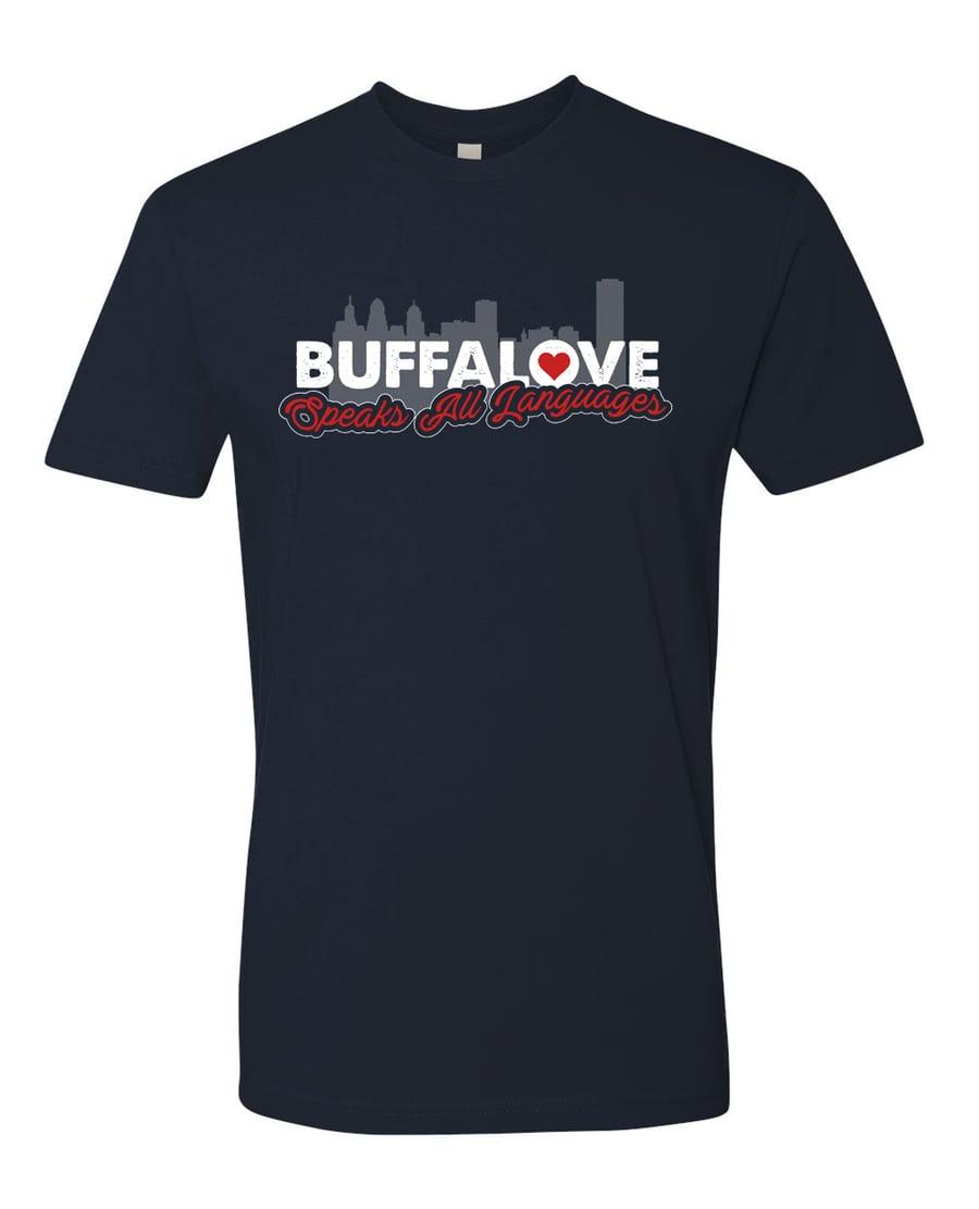Image of BuffaLove Speaks All Languages
