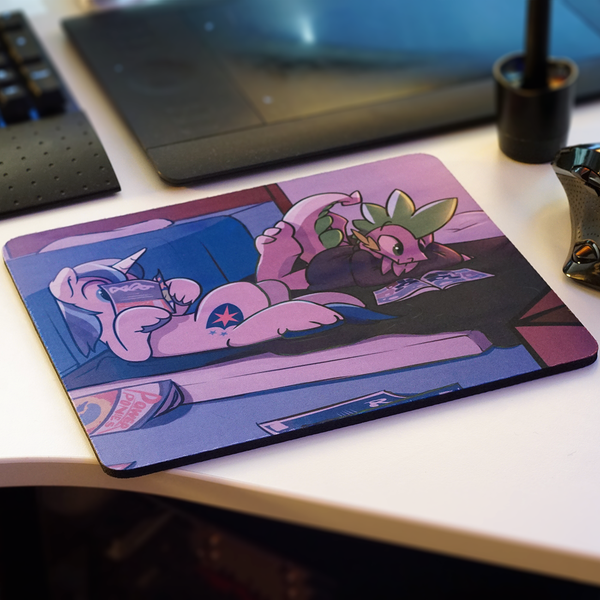 Image of Comic Relief Mousepad