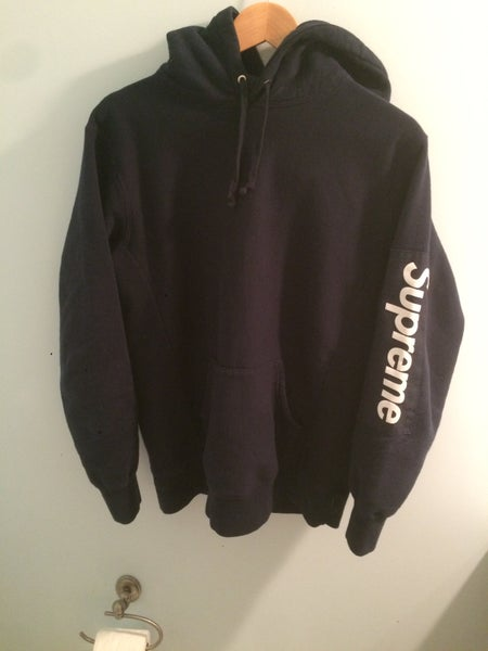Image of Supreme Sleeve Patch hoodie