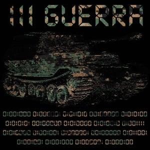 "Image of III GUERRA 'S/T' 12"" MINI LP (ORDEN MUNDIAL / TRAU MEMBERS)"