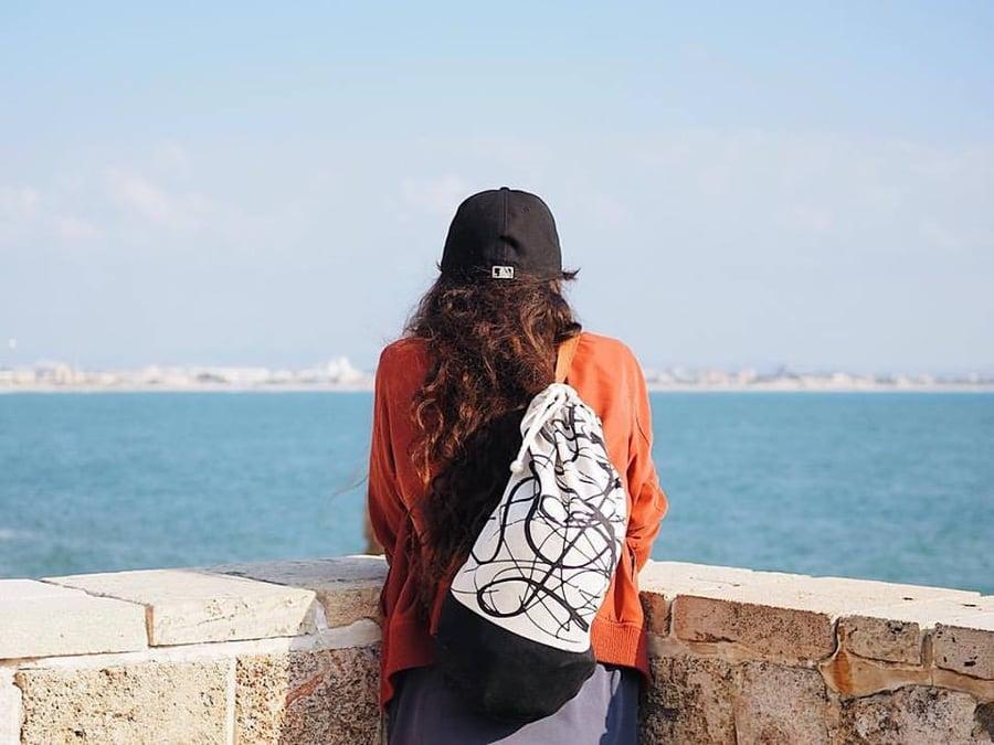 Image of Tribal travel bag