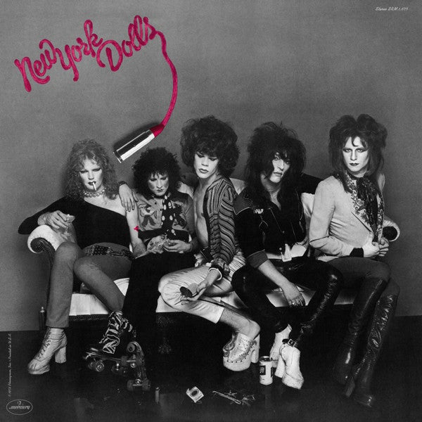 Image of New York Dolls - s/t LP