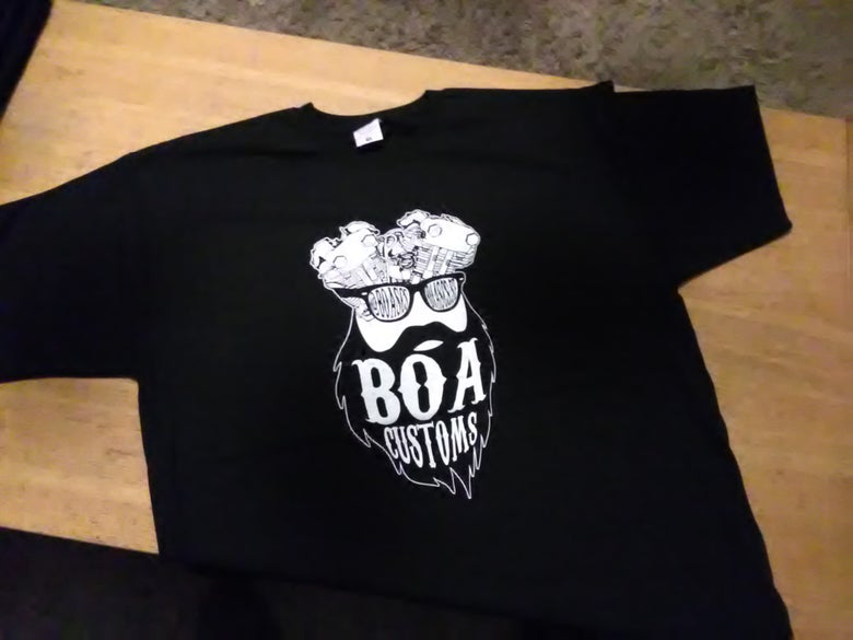 Image of BOA SCS MENS TANKTOP & T-SHIRT KNUCKLEBEARD