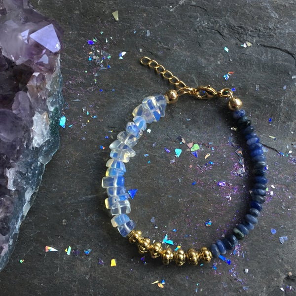Image of Wish Bracelet - Sodalite - BACK SOON