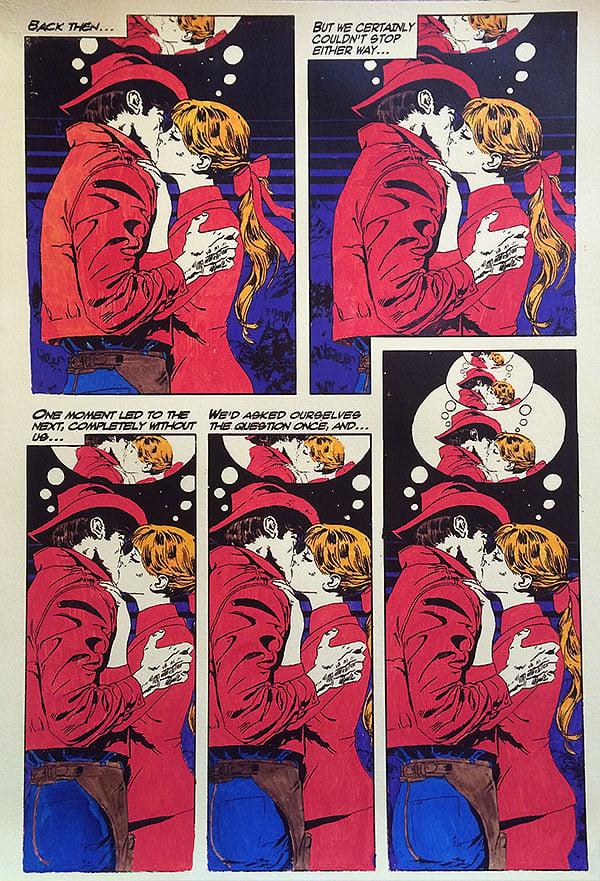 Image of True Love - Singularity (Original 1/1)