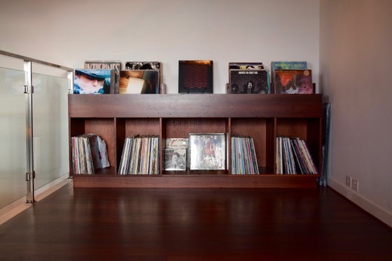 Image of Custom record player cabinets