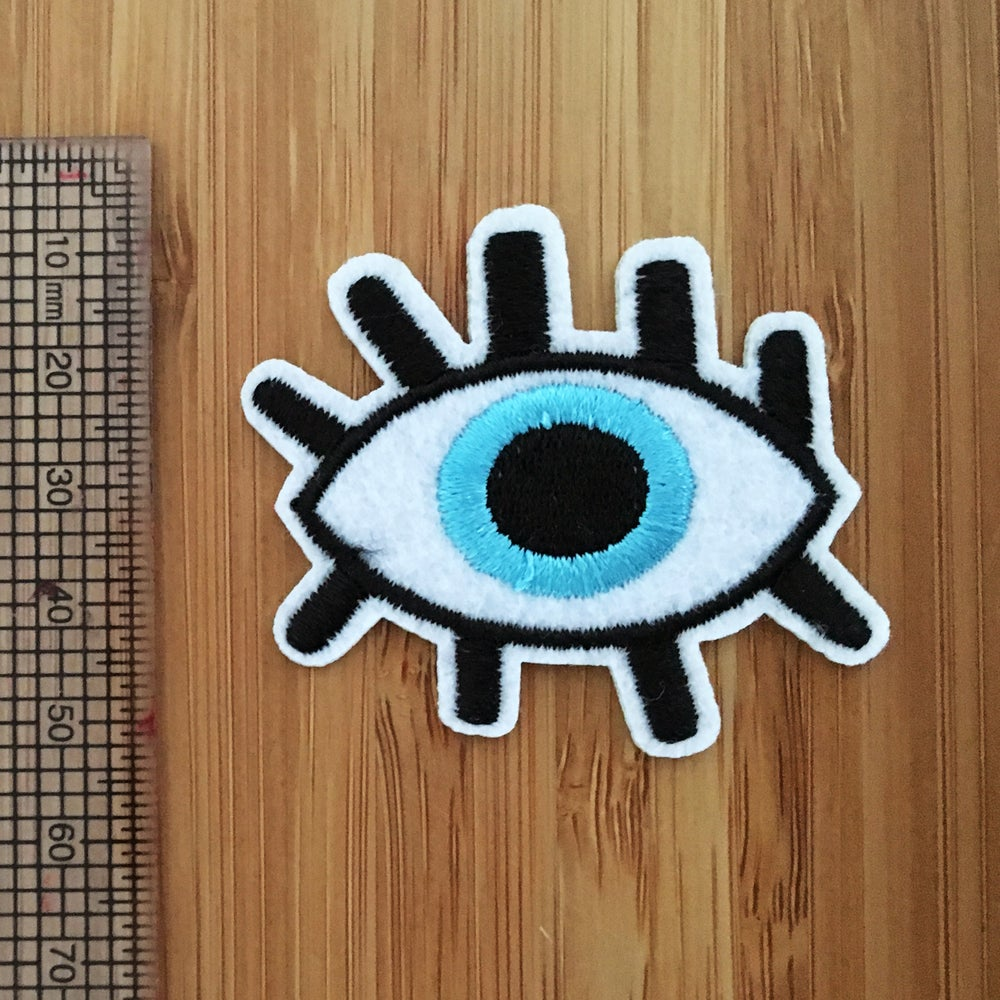 Image of Eye Iron on Patch
