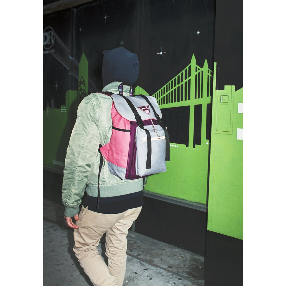 Image of Canvas Rucksack