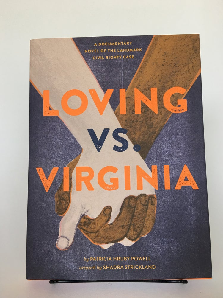 Image of Loving vs. Virginia: A Documentary Novel of the Landmark Civil Rights Case