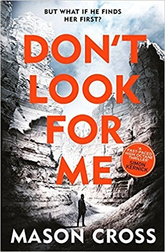 Image of Don't Look For Me - UK mass-market paperback signed by the author