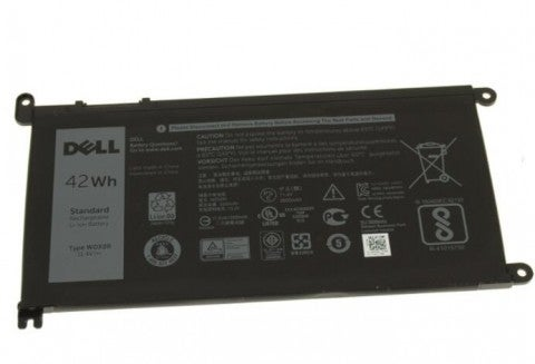 Image of Original Dell WDX0R Battery,£79.99,Genuine Dell Battery,Dell 3CRH3, WDX0R 11.4V 3500mAh original