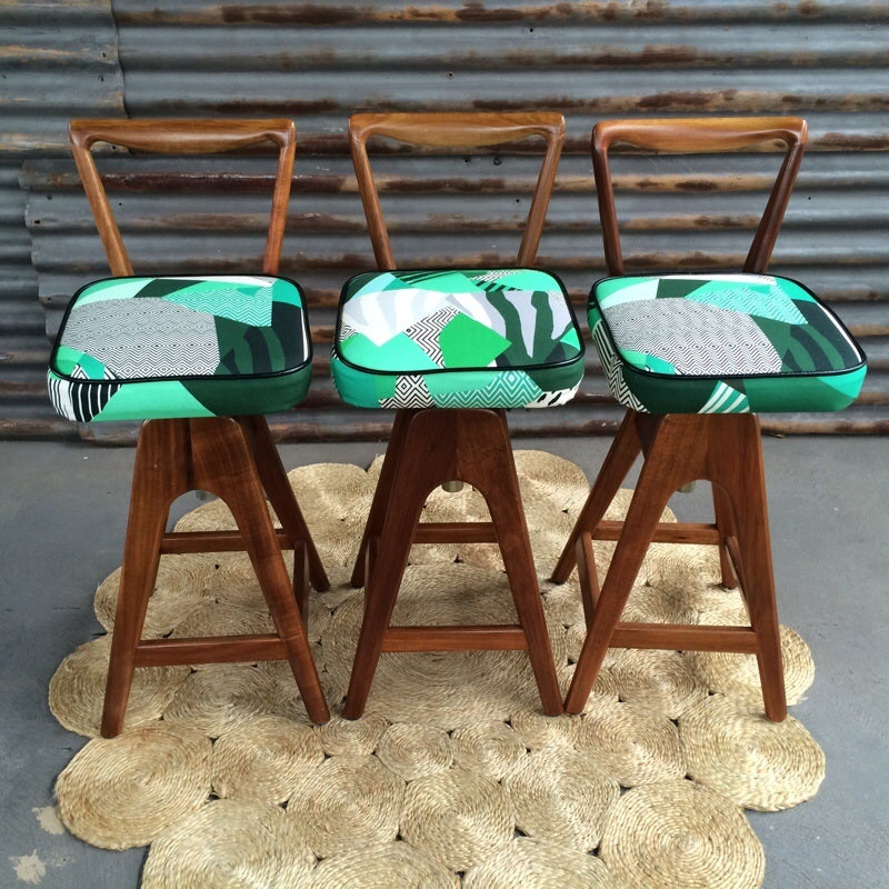 Image of Rousseau TH Brown Stools