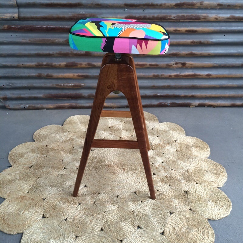 Image of Tropicalia TH Brown stool single