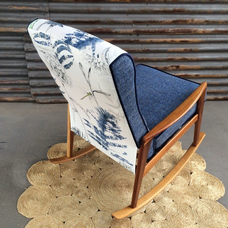 Image of Feliece Fler Rocking Chair