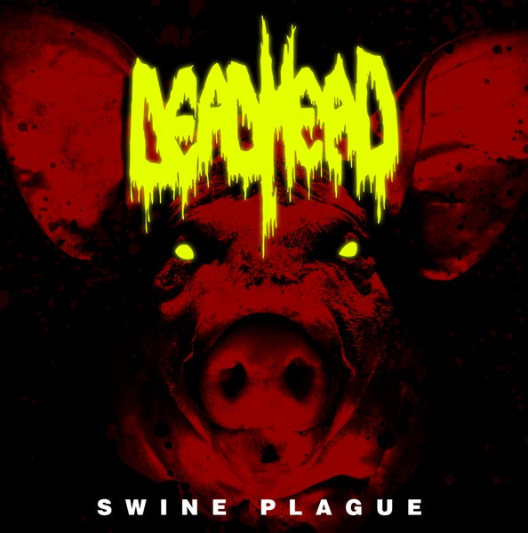 Image of 'Swine Plague' CD (2017)