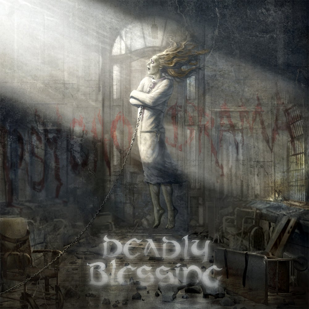 Image of DEADLY BLESSING - Psycho Drama (Deluxe Edition) [2xCD]